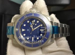 Relojes deportivos para hombres, versión V7, reloj automático ETA 2836, 116619, bisel de cerámica azul, 116619LB, relojes de buceo de fábrica N Sub Factory, relojes perpetuos