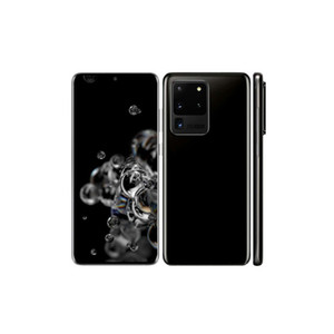 "Goophone S20 Ultra 5G V5 Octa Core 256 GB 512 GB S20 + Android 10 6,9"" Loch in-Zelle Vollbild Gesicht ID Fingerabdruck 4G LTE GPS Smartphone"