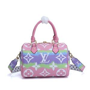 Speedy Escale 41113 KADIN tasarımcı lüks çanta çantalar Çapraz Vücut Debriyaj haberci Alışveriş çantası omuz çantası Totes Kozmetik Bag alışveriş