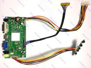 طقم لوحة تحكم HDMI + DVI + VGA LCD لوحة التحكم طقم العاكس لشاشة عرض LM270WQ1-SDC2 2560X1440 (SD) (C2)