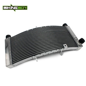 BIKINGBOY For V-max 1700 VMX 09 10 11 12 13 14 15 16 17 18 19 Engine Radiator Water Cooling Cooler Alloy Core Polished