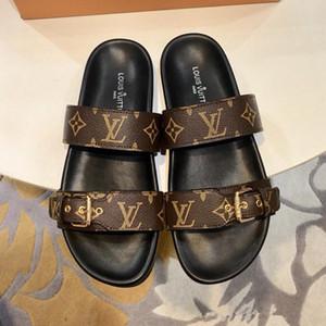 Alta Qualidade Chinelos Sandálias Slides Chinelos Sapatos casuais huaraches flip flops Loafers Scuffs Eu: 35-41 Para o transporte gratuito Mulher