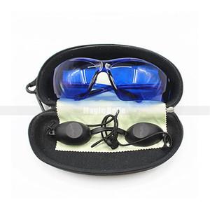 الأكثر مبيعا نظارات السلامة نظارات حماية العين IPL الليزر ضوء أحمر ضوء حامي الطبية المريض
