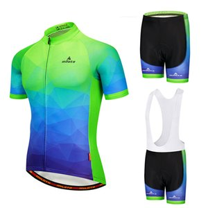 MILOTO go pro Cycling Jersey Set Summer Mountain Bike Clothing Cycling Set Bicycle Suit MTB clothing