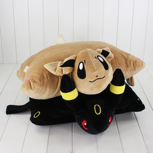 3340cm Eevee Umbreon Cotton Toys Soft Plush Dolls Stuffed Animals & Plush Stuffed Pillow Doll Brithday Gift For Xmas Girl Friend