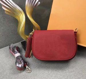 Designer Frauen Crossbody Taschen Luxus Dame Quaste Umhängetasche Mode Lässig Frauen Handtaschen Kleine Geschenke Tasche