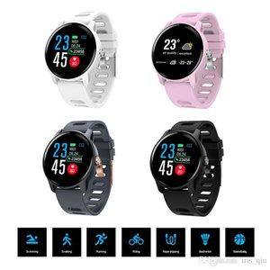 S08 Men Sport Pedometer samsung smart watch IP68 Waterproof Fitness Tracker Heart Rate Monitor Women Clock Smartwatch reloj inteligente