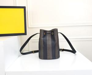Лето 2019 новая мода стиль колледжа универсальная практичная сумка идеальный внешний вид дизайн перекинутый ведро сумка