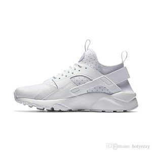 4.0 Huarache 1.0 Classical Triple bianco nero rosso mens donne Huaraches Scarpe Huaraches Sneakers sportive chiodate track shoes