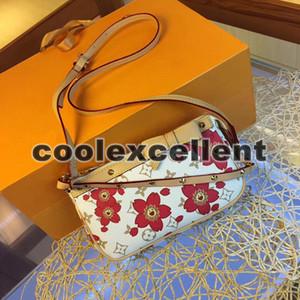 Mens original e Womens Vintagess Handbag 12 All Steel Rebites Mini Prático de ombro removível Strap Moda Retro Marca Handbag