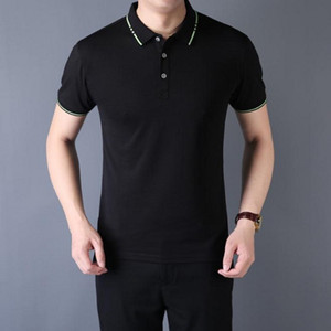 High quality mens t shirts T Shirt Mens Summer polo Short Sleeve T Shirts Emboridered Crewneck Casual Tops