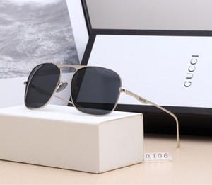 2020 Progettazione polarizzato TR90 mens occhiali da sole Primavera cerniera Tempio UV400 dell'obiettivo di Eyewear per la donna Sun GG Occhiali Oculos gafas OC7008