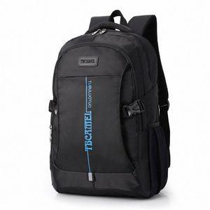 Рюкзак Рюкзак Mens Многофункциональный большой емкости для бизнеса Компьютерная сумка студент колледжа Открытый СДЮШОР сумка дизайнерские сумки Hy 11ry #