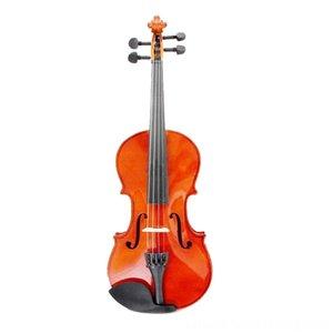 Dimensioni 34 Natural Tiglio acciaio String Strings Arbor Bow per principianti taglia 34 Naturale violino Tiglio acciaio corda di violino Stringhe Arbor Bow