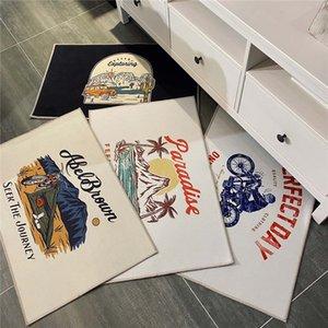 Creative Sport Style Carpets Living Room Bedroom Area Rugs Doormat Hallway Aisle Kitchen Floor Mats Home Decor