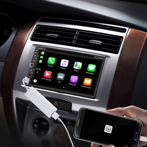 CAR USB Carplay Stick with Auto Android para Android unidade USB Smart Link da Apple CarPlay Dongle para Android Navegação Jogador