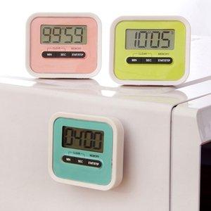 Home Küche Kochen Digital-Countdown-Timer-Sport-Studie Spiel Lauter Alarm Timmer