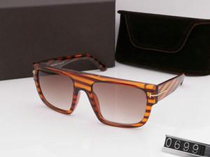 Оптово-топ Qualtiy Новая мода 211 0699 Tom солнечные очки для парня девушку Erika очки брод Дизайнер Марка ВС Очки с большой коробкой