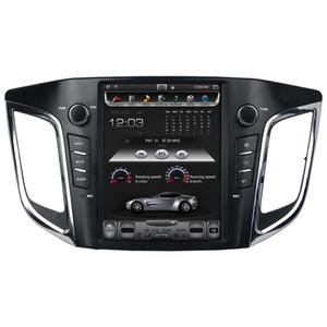 """Вертикальный экран Quad core 10.3"""" Android 7.1 стерео радио GPS автомобильный DVD-плеер для Hyundai IX25 Cerata 2015 2016 2017 Bluetooth WIFI USB"""