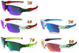 neue Mannart und weisesonnenbrillen des Sommers Sportbrillen Spiegelobjektivfrauen-Brillenmann Radfahrensport-Sonnenbrille im Freien gutes freies Verschiffen