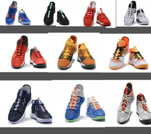 NASA 3s PALMDALE III Paul George PG 3 Men pg3 Shoes Orange Blue Black Red Metallic Silver Black White Edition Basketball Shoes Size 40-46