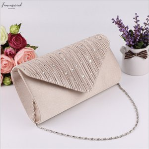 Women Shoulder Bag Party Evening Bags Prom Wedding Plain Lady Clutch Envelope Handbag