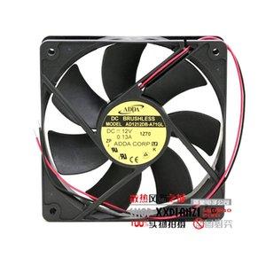 الجملة الأصلي ADDA AD1212DB-A71GL 12V 0.13A 12025 هيكل السلطة مروحة التبريد الصامت