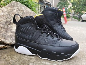Cheap J9 Citrus Black Yellow Men Outdoor Designer Shoes White New colorway 9s mens Basketball Sports sneakers trainer size 8-13