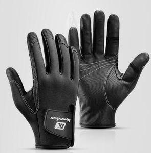 en ligne Sport en plein air Gants de pêche avec trois doigts nylon résistant à l'usure respirant Gants écran tactile formation Antiderapant yakuda fitness