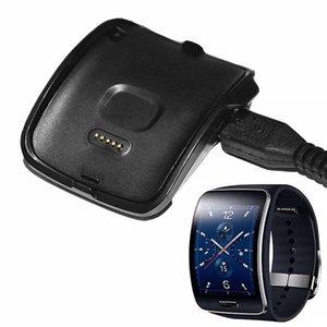 كابل شحن شاحن حامل العتاد يشحن ساعة SmartWatch يشحن قفص الاتهام الذكي لـ Samsung Gear S Smart Watch SM-R750