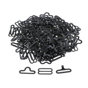 50 Sätze Kupfer Einstellbare Fliege Hardware Clip für Krawatte Strap