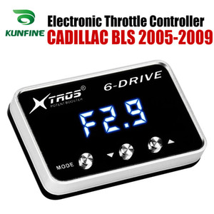 캐딜락 BLS 2005 년 2006 년 2007 년 2008 년 2009 년 2010 튜닝 부품 액세서리를 들어 자동차 전자 스로틀 컨트롤러 레이싱 가속기 유력한 부스터
