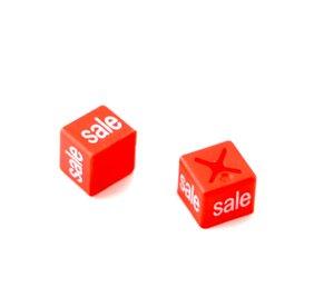 Cubos de venda de plástico do cabide tamanho vermelho fabricante de clipe VENDA impresso etiqueta da promoção sinal deslize sobre cabides marcadores tamanho fivela