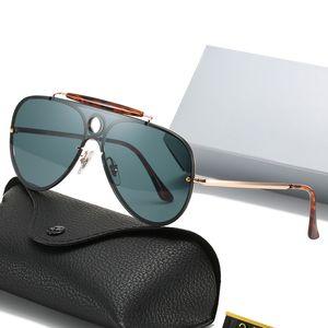 mens designer sunglasses brand fashion sunglasses model 3581 high quality UV Protection lens metal hinge women luxury designer sunglasses