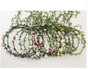 Моделирование Willow Ткань Vine Rattan DIY зеленые листья Woven Nordic Crafts декоративные Веревка Главная Декор сада