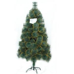 Рождественские елки Праздничные для вечеринок kerstboom Arbol де NAVIDAD Sapin де Ноэль ALBERO Натали нового 150сма Золотой Рождественской елки