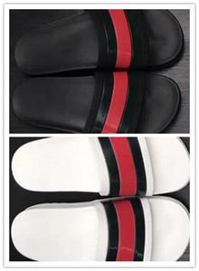 2019 sandali migliore qualità Nuova Europa modo di marca meNsstriped causali antisdrucciolevoli estivi huaraches ciabatte infradito diapositive uomini pantofola