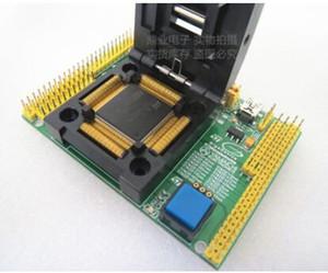 Orijinal YAMAICHI STM32 IC Testi Koltuk Yanan Programcı STM32F STM32L Soket Adaptör GD QFP144