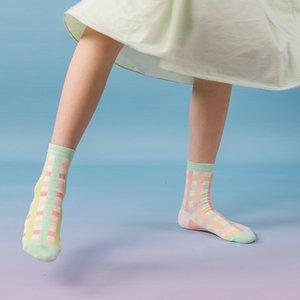 Woman Hot Stockings New Fashion Wearproof Cute Ladies Funny Cartoon Animal Pure Cotton Lovely Yarn Wholesale Hosiery