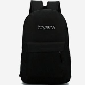 Boyzone backpack 사랑 이유가있는 날 데이 팩 가방 가방 락 밴드 팩팩 레저 배낭 스포츠 schoolbag 야외 daypack