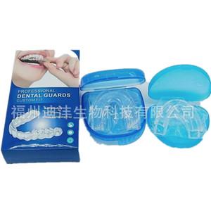 Epack Professionelle Zahnschutz für Zähneknirschen 2 Größen 4 Stück Zahnschutz Moldable Nachtwächter für Zähneknirschen Nachtwächter Eliminat