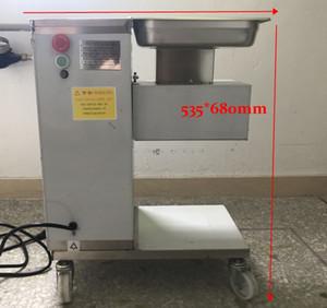 Freies Verschiffen Insgesamt 2 Einheiten QE Modell Fleischschneider Für Hühnerbrust Fleisch Slicer Rrestaurant Fleischschneidemaschine