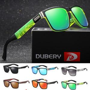 DUBERY 518 Polarisierte Sonnenbrille Männer Driving Shades Männliche Sonnenbrille Für Männer Okularbrillen Sonnenbrillen Sonnenbrillen 8 Farben