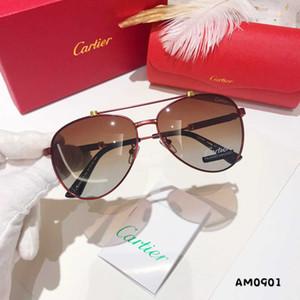 ÉTÉ lunettes métalliques de femmes de luxe pour adultes Lunettes de soleil dames mode Marque Designer filles Noir Lunettes de conduite Lunettes de soleil A ++ Livraison gratuite