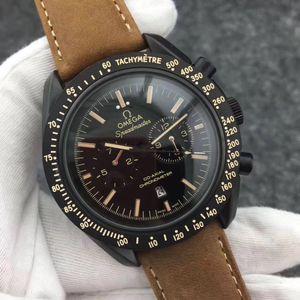 Top suíços moda relógio 316 fina marca revestimento de aço designer de relógio mecânico trabalho de marcação pequena data automática relógio mecânico relogio m masculino