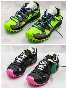 NIKE Yeni Varış Yakınlaştırma Terra Kiger 5 Koşu Ayakkabıları Kapalı Tasarımcı Moda Yeşil Siyah Pembe Erkek Kadın Spor Sneaker Boyutu 5.5-11