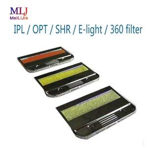 OPT filtro Professional / IPL / E-luz / IPL Depilação 360 magneto-óptica permanente
