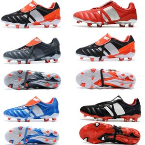 David Beckham Predator Mania FG Çocuk Gençlik Mens Genç Futbol Boots Chuteiras de Futebol Sınırlı Üretim Açık Futbol Profilli Ayakkabı