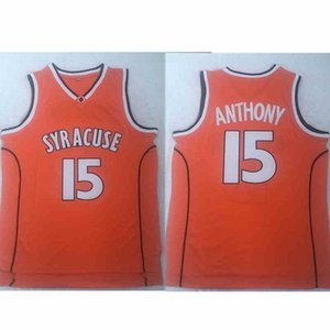 Carmelo 15 Anthony Dwyane Allen Wade Iverson men's Jersey James LeBron Harden James Larry North Carolina State University
