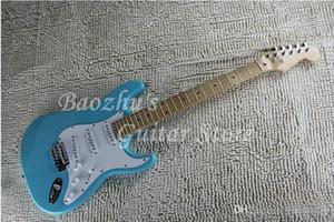 F الغيتار الكهربائي، إريك جونسون الأزرق الفاتح، وتقبل التخصيص ستراتوكاستر